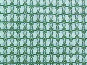 RESTSTÜCK 73 cm Jersey Mini Ranken, grün hellgrün