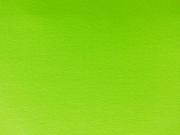 Jerseystoff uni, Limettengrün