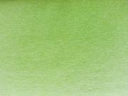 Jersey Melange - hellgrün
