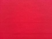 Jersey rot, garngefärbt