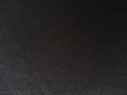 RESTSTÜCK 30 cm Jersey schwarz, garngefärbt