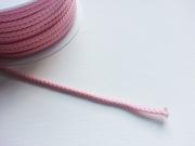 Kordel 5mm breit - rosa