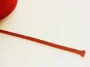 Kordel 5mm breit - rot
