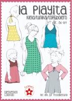 LaPlayita Kleid/Tunika/Bolero Schnittmuster
