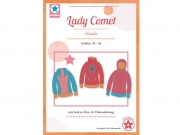 Lady Comet Hoodie Schnittmuster