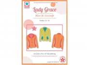 Lady Grace Blazer für Sweatstoffe Schnittmuster