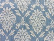 Leichter Jeans Ornamente - hellblau