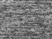 RESTSTÜCK 72 cm Leichter Strick - anthrazit melange