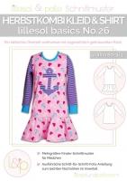 Lillesol No.26 Kleid & Shirt Schnittmuster