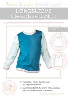 Lillesol Basics No.1 Longsleeve Schnittmuster