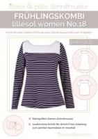 Lillesol Woman No. 18 Frühlingskombi Schnitt
