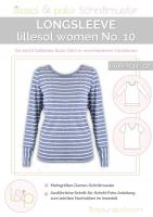 Lillesol Woman No.10 Longsleeve Schnittmuster