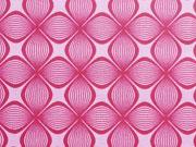 Tante Ema Lounge beschichtet - rot/rosa