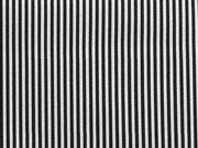 Mini Streifen - schwarz/weiß