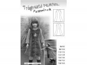 Schnittmuster Trägerkleid Muriel Farbenmix