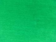 Nicky Velour uni - leuchtend grün