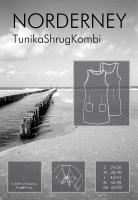Norderney Tunika Shrug Kombi Schnittmuster