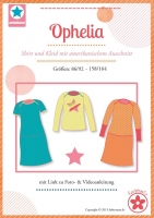 Mialuna Ophelia Kleid Schnittmuster