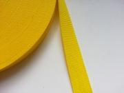 Gurtband 3 cm Polypropylen, gelb