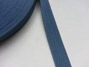 Gurtband 3 cm (Polypropylen), jeansblau
