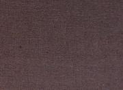 RESTSTÜCK 37 cm Baumwollstoff uni, dunkelbraun