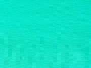 Baumwollpopelin - helles aquamarin