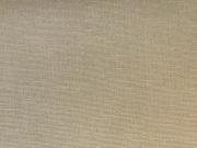 Baumwoll Popelin - beige/sand