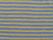 Ringelbündchen -hellgrün/blau