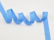 Ripsband 16 mm, hellblau