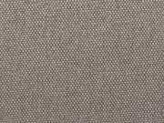 Taschenstoff ROM Canvas strapazierfähig, graubraun meliert