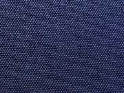 Rom Taschenstoff - indigoblau melange