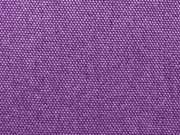 Taschenstoff ROM Canvas strapazierfähig, lila meliert