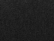 Taschenstoff ROM Canvas strapazierfähig, schwarz