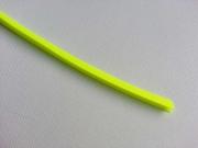 glattes Schrägband 8 mm, neon gelb