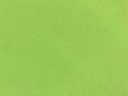 RESTSTÜCK 88 cm Softshell Jackenstoff uni,  limettengrün