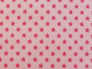 BW Little One pinke Sternchen auf lachsrosa
