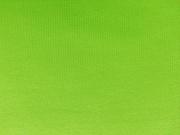 Sweat Stoff angeraut uni, hellgrün