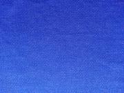 Italienischer Viskose Jersey Allegra, royalblau