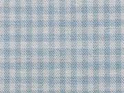 Vichy Karo hellblau-weiss