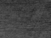 RESTSTÜCK 32 cm Weicher Glattstrick - anthracit melange