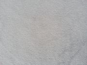 RESTSTÜCK 46 cm Wellnessfleece uni, hellgrau