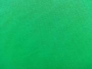 dicker Sweat angeraut, grasgrün