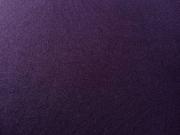 RESTSTÜCK 95 cm Sweat angeraut, aubergine