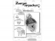 Schnittmuster Zwergenverpackung Mini Basics Farbenmix