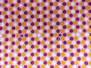 Jersey Punkte Zauberstäbe Blaubeerstern, rosa