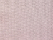 glattes Bündchen - helles altrosa