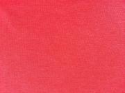 RESTSTÜCK 33 cm Jersey melange - rot